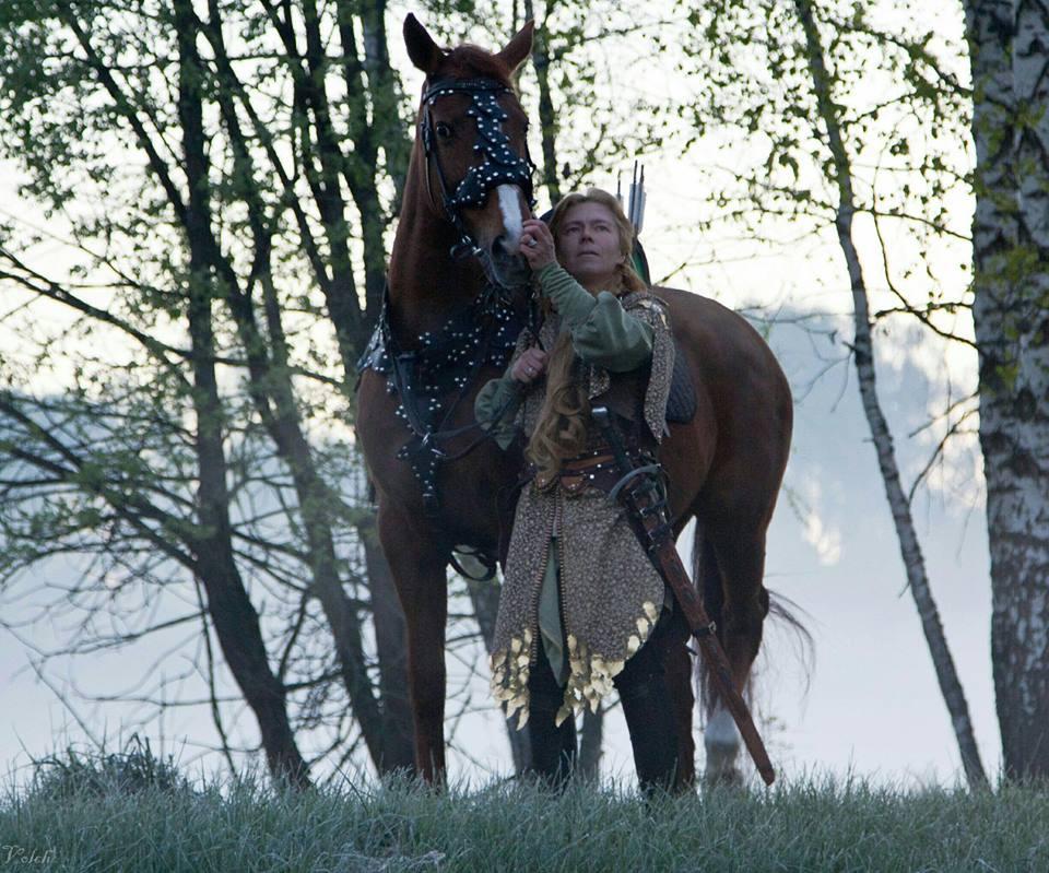 конник ольга рудская