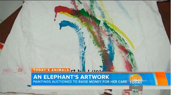 новости о слоне