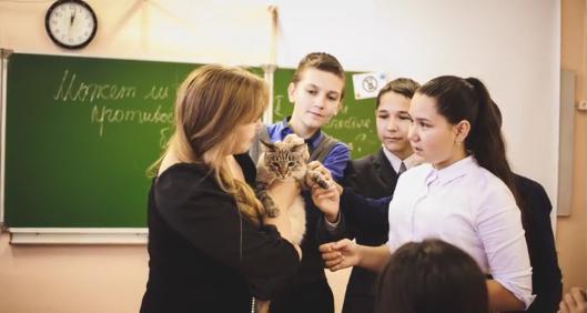 школа юного зооволонтера в Казани